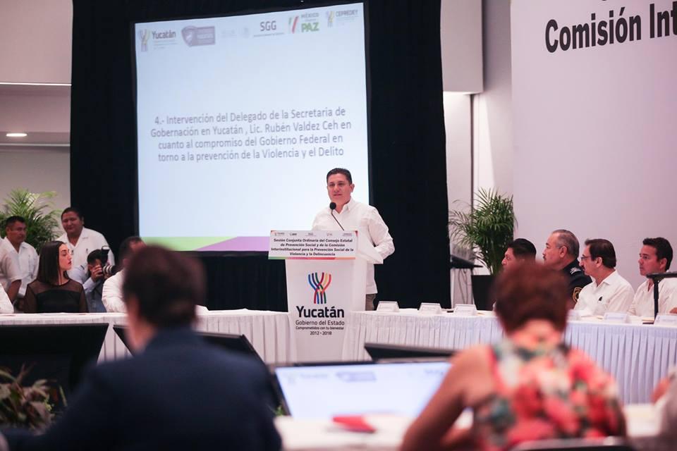 """Refrenda Gobierno Federal compromiso por  la igualdad y la no violencia de género con """"cero tolerancia"""""""