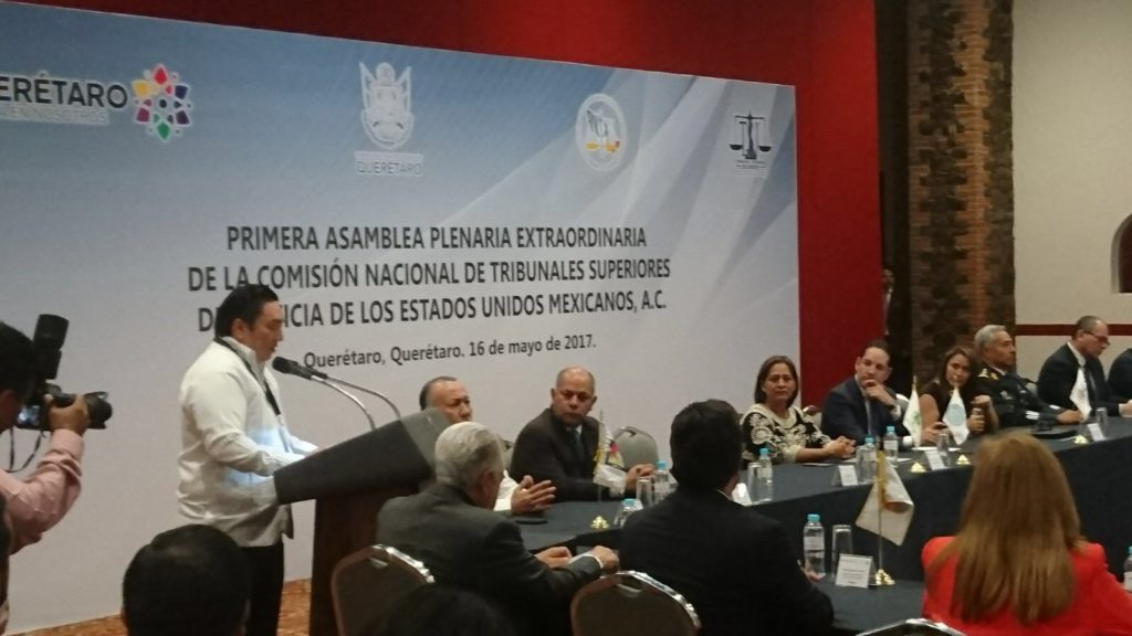 Emite Conatrib declaración de Querétaro