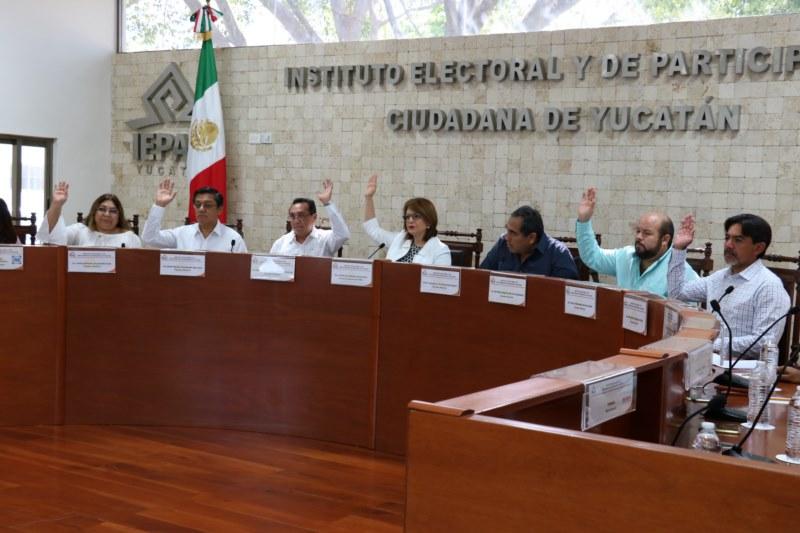 Aprueban Calendario Electoral para las elecciones de Yucatán 2018