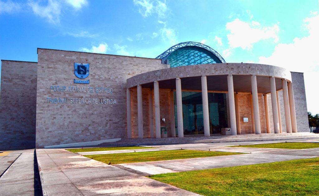 Poder Judicial del Estado de Yucatán se solidariza con afectados por desastres naturales