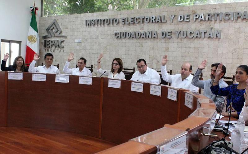 Depuración del Consejo General del IEPAC