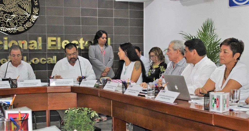 Designa Consejo Local del INE Yucatán a integrantes de Consejos Electorales Distritales