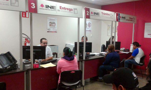 Exhorta el INE a la ciudadanía, notificar su cambio de domicilio