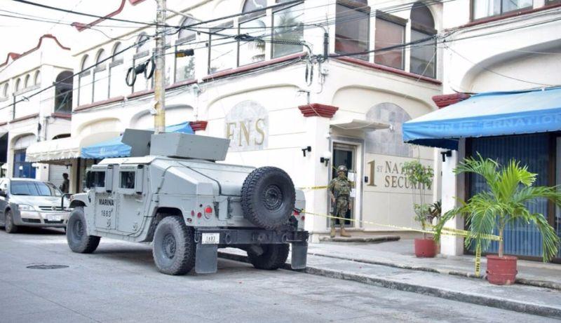 Abuso de autoridad en el caso de las cajas de seguridad de Cancún