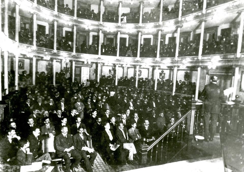 101 Aniversario de la Constitución de 1917