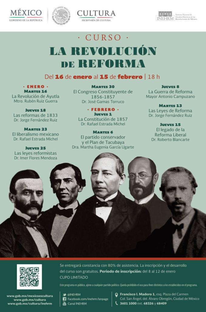"""Impartirá Blancarte conferencia """"El legado de la reforma liberal"""""""