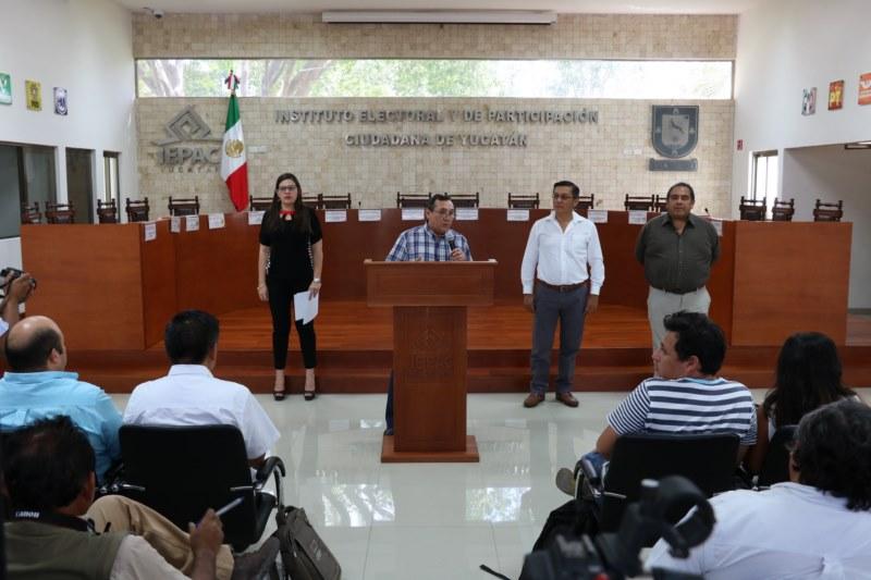 IEPAC pide a la ciudadanía informarse, decidirse bien y votar el 1 de julio próximo