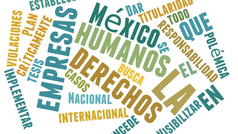 Justicia de los Derechos Humanos en México