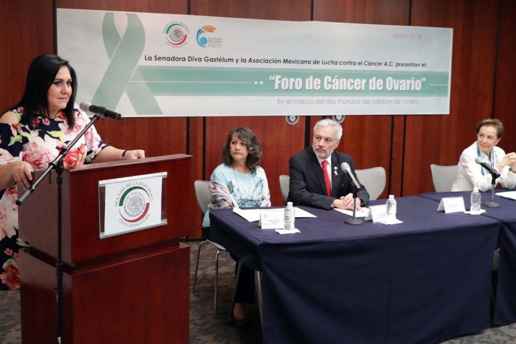 El cáncer de ovario es el más letal y mortal; no se trata como prioridad de salud, afirman especialistas