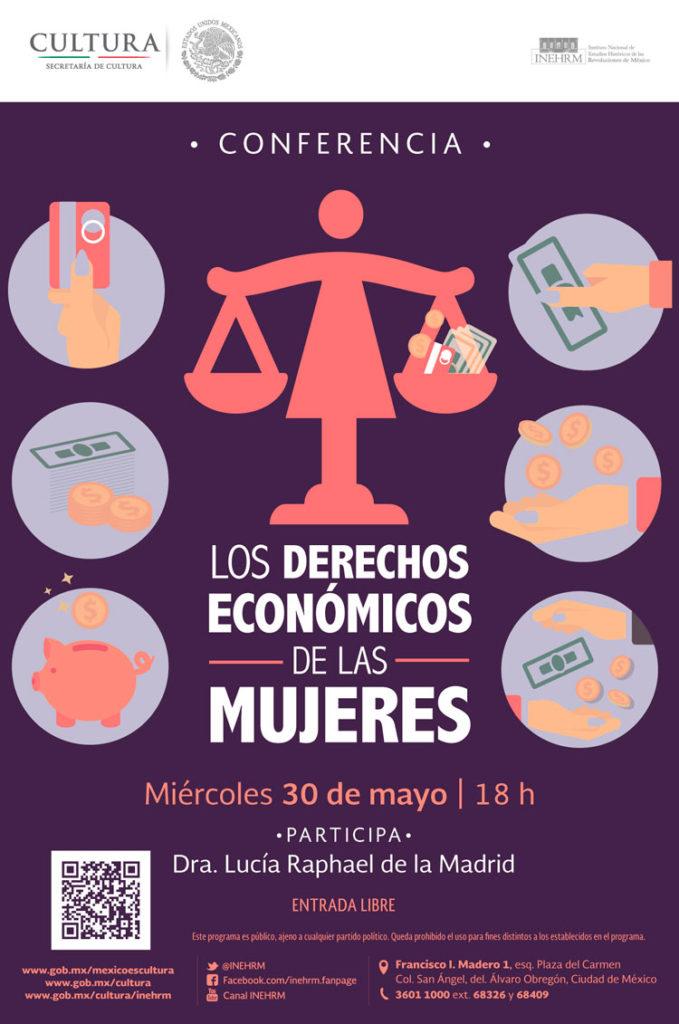 Los derechos económicos de las mujeres: Lucia Raphael