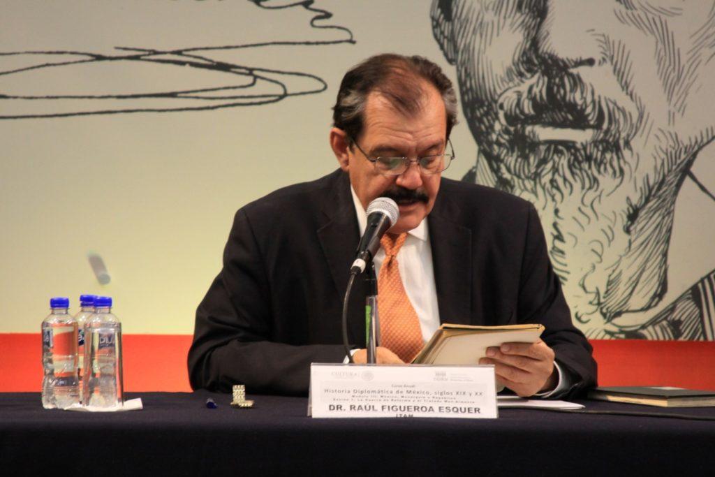 Curso Historia Diplomática de México en el INEHRM