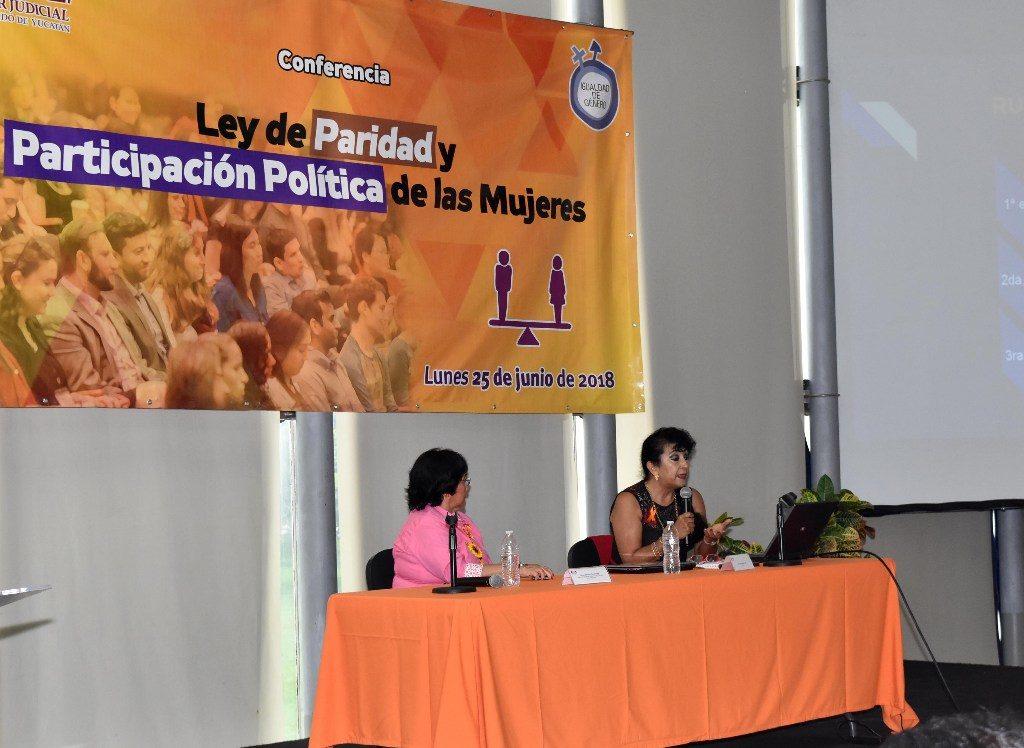 Mujeres en altos mandos objetivo principal de la Ley de paridad
