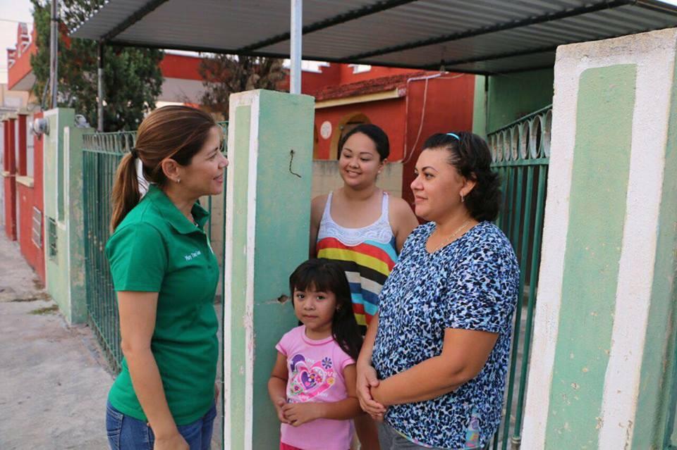 Mujeres independientes y jóvenes emprendedores, mis principales propuestas: Mary Tony Gasque