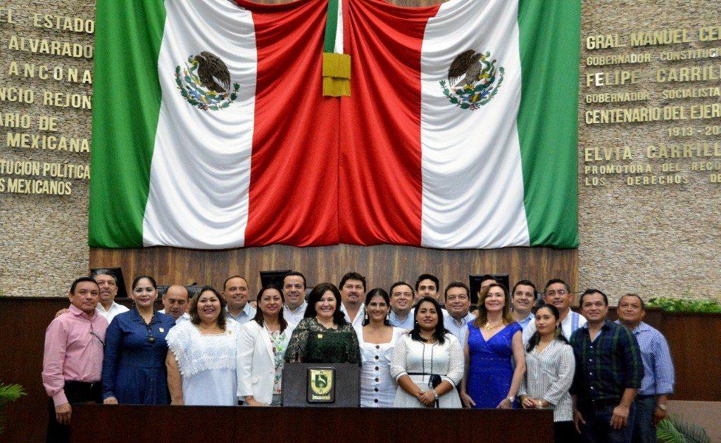 Concluye el último periodo de la Legislatura más productiva del Congreso de Yucatán