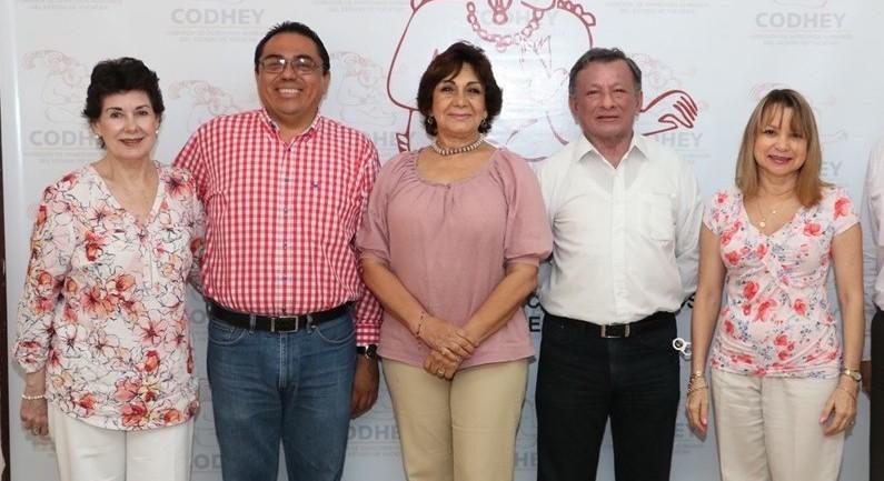 Nuevo Consejo Consultivo aportará en la lucha por los derechos humanos en Yucatán