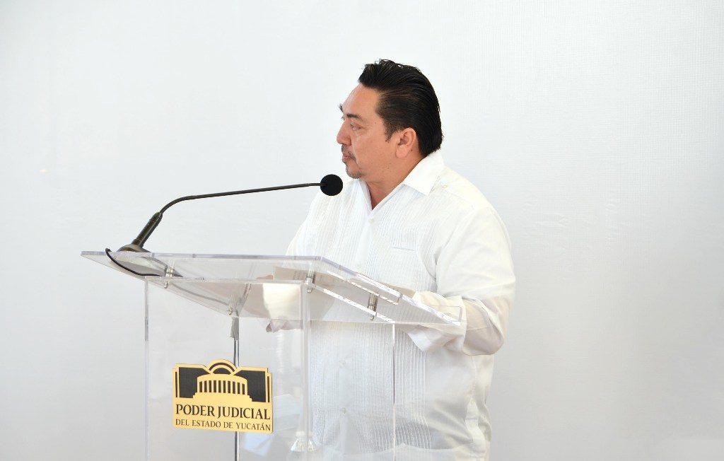 Resalta presidente del Tribunal Superior de Justicia la importancia de la independencia judicial