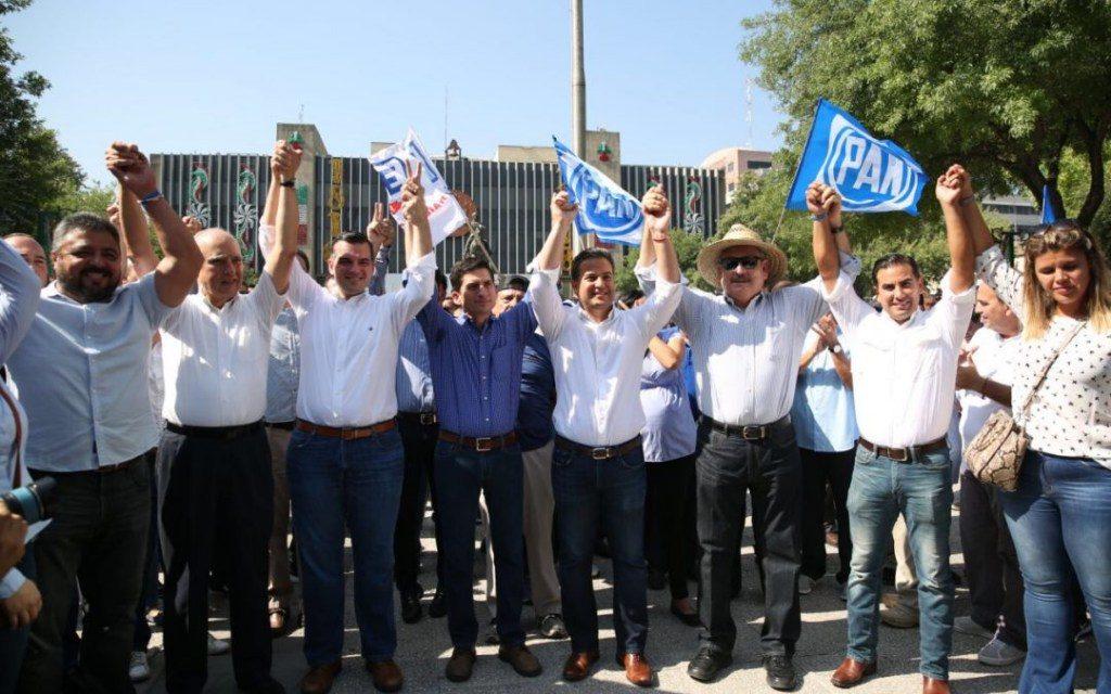 En Monterrey y Guadalupe, el PRI no se va a robar la elección: Damián Zepeda