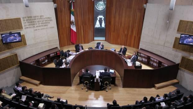 Tribunal Electoral alista entrega de constancia como presidente electo a López Obrador
