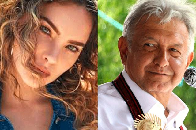 Belinda en aprieto legales por apoyar a Morena y ser extranjera