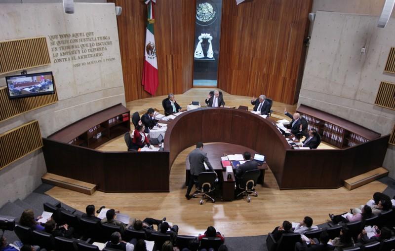 Recibe la Sala Superior del TEPJF documentación de recuento de Puebla