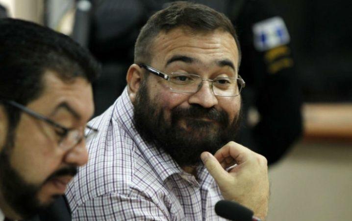 Javier Duarte se declara culpable y es condenado a 9 años de cárcel y a pagar 58 mil pesos