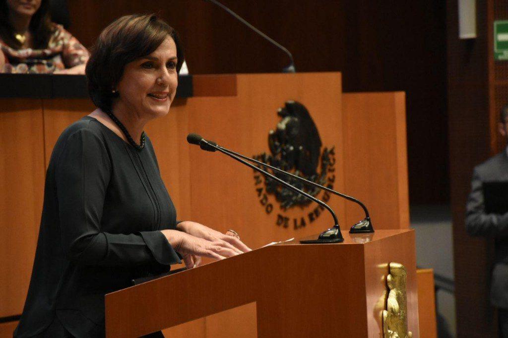 La paridad política es para ganar paridad en otros ámbitos: Patricia Mercado