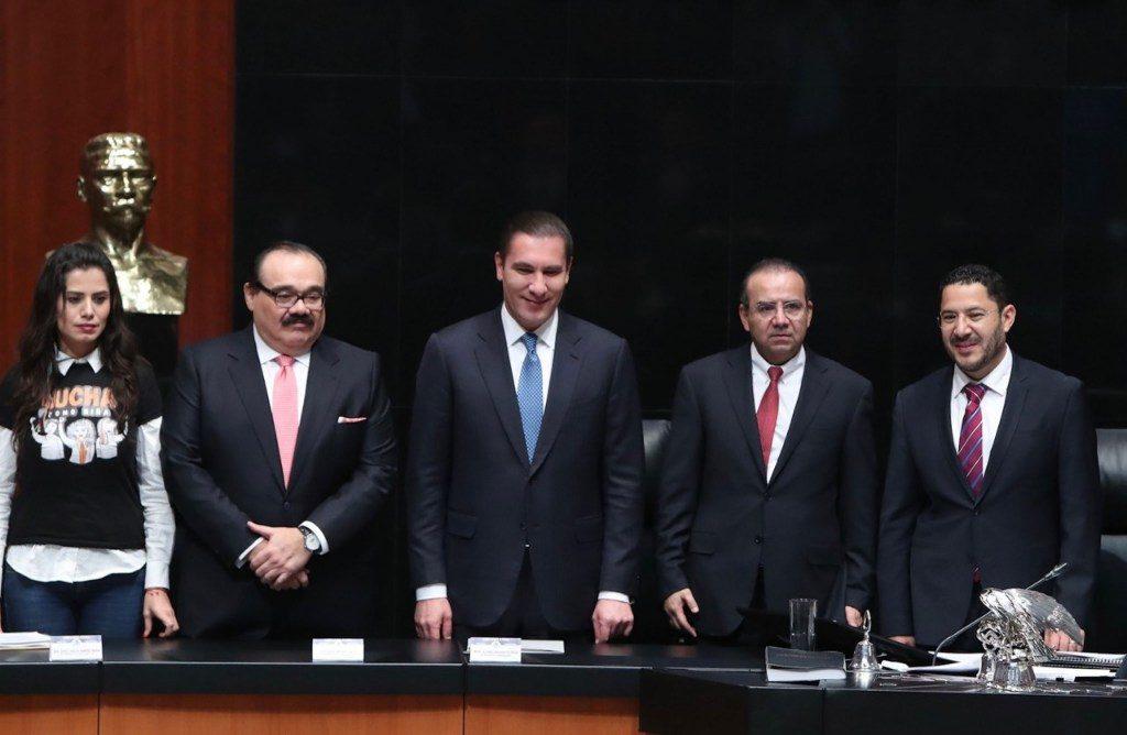 Las Fuerzas Federales requieren de marco legal en materia de seguridad pública: Navarrete Prida