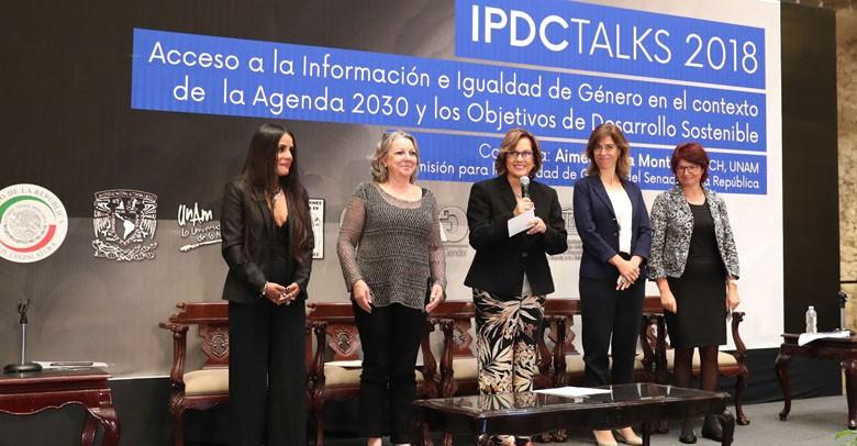 Igualdad de género y acceso a la información, fundamentales para cumplir Agenda 2030