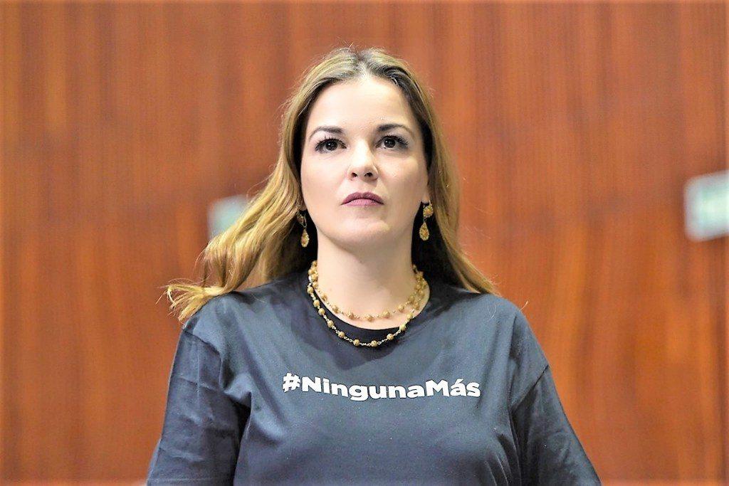 Acciones más que palabras en favor de la mujer en casos de violencia: Cecilia Patrón