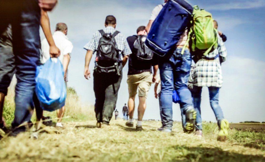 Exige Mesa Directiva proteger y dar atención a caravanas migrantes