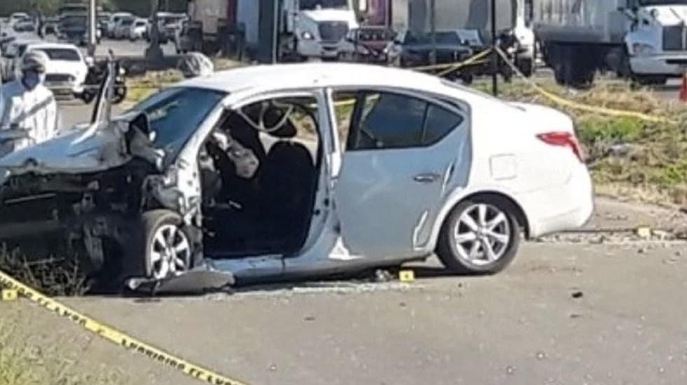 Imputará fiscalía dos delitos a detenidos tras homicidio de policía