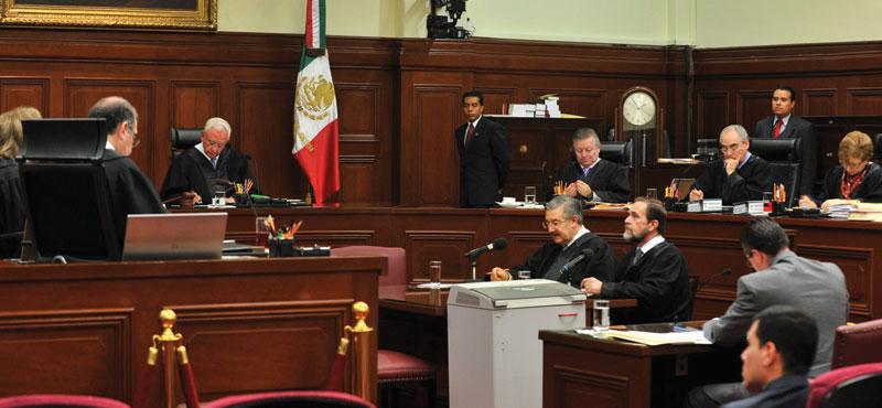 Los nuevo retos del Poder Judicial