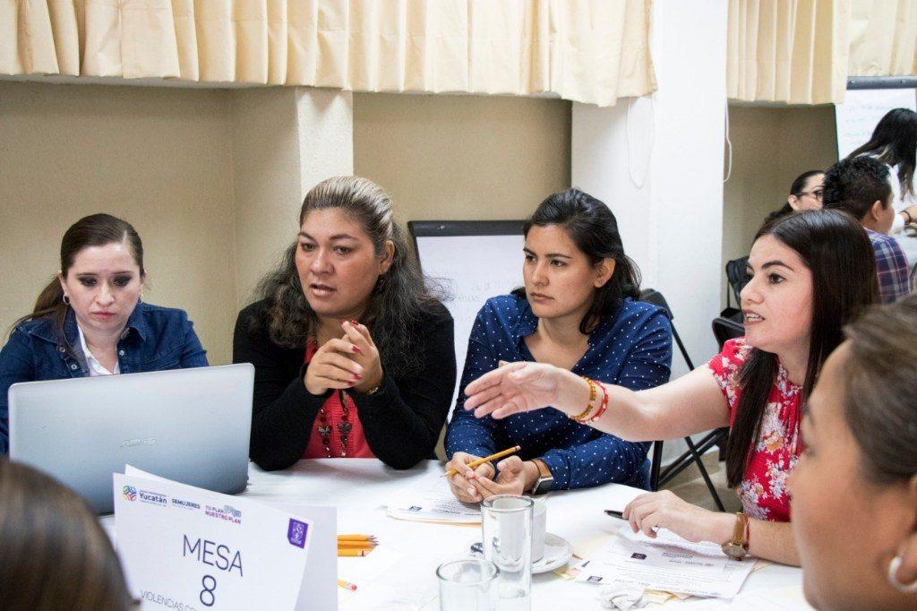 Participación ciudadana, clave para combatir desigualdad de género