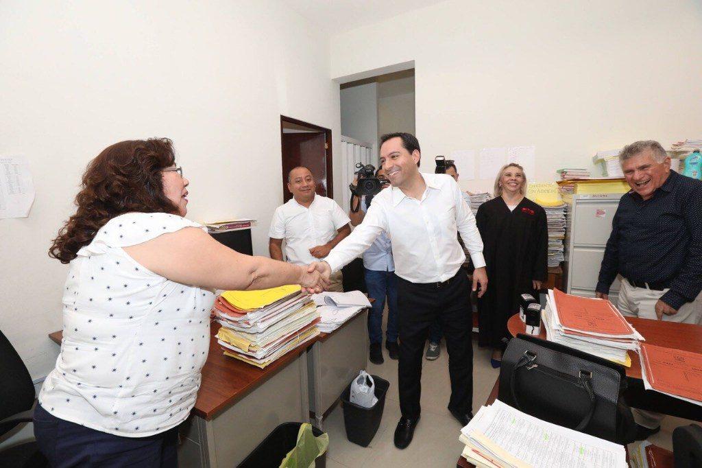 Mauricio Vila Dosal entrega la tercera etapa del Centro de Justicia para las Mujeres